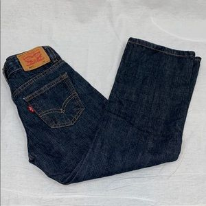 NWT Levi's jeans, 505 Regular size 7